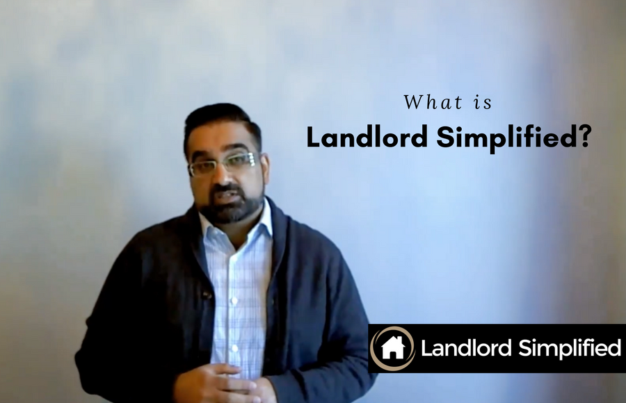What is Landlord Simplified? | Ali Alidina